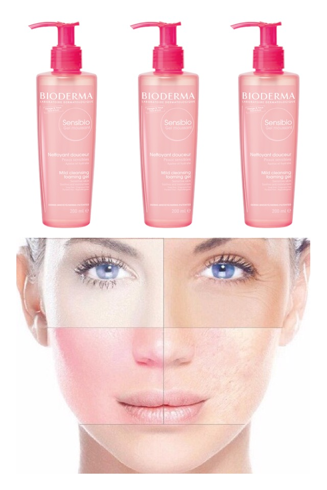 Sensibio Gel Moussant