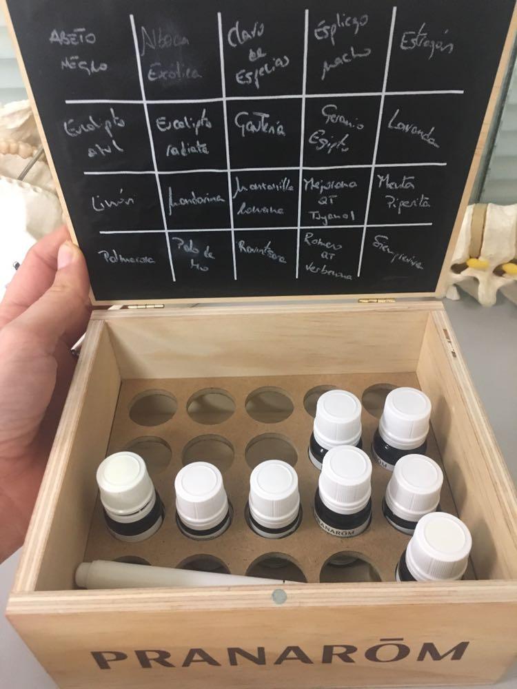 Pranarôm y los aceites esenciales