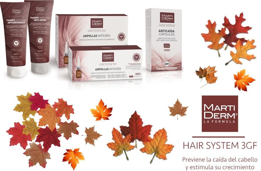 MartiDerm Hair System