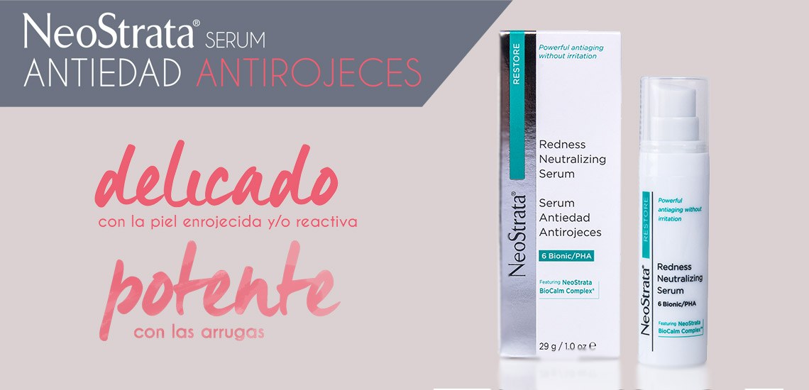 Neostrata sérum Antiedad y Antirojeces