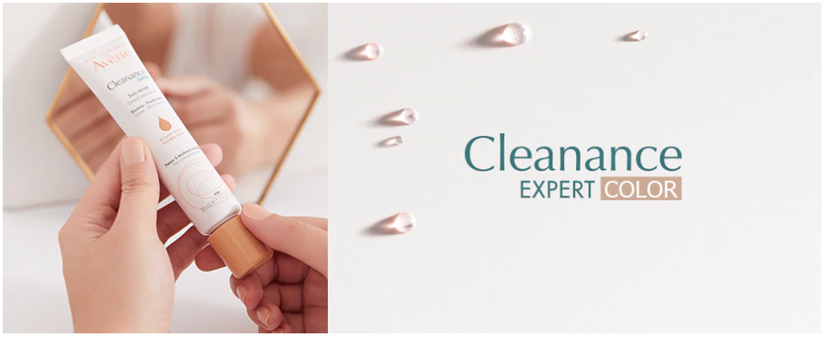 Cleanance EXPERT con color