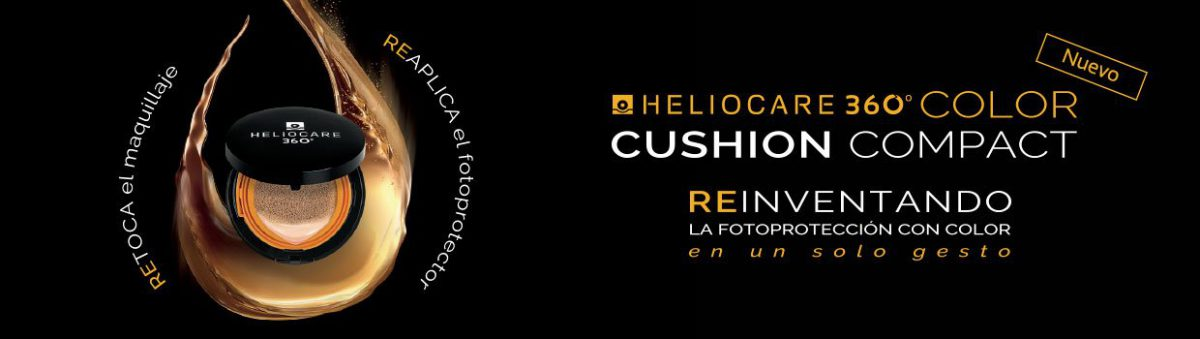 Heliocare Cushion Compact